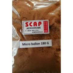 Micro Ballon Brun 180 grs